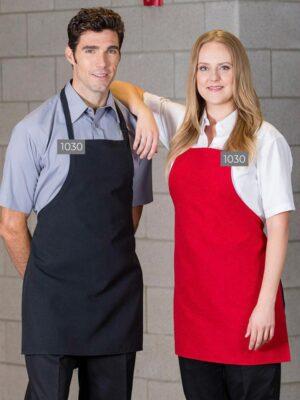 Promo Short Apron 1030 | Premium Uniforms