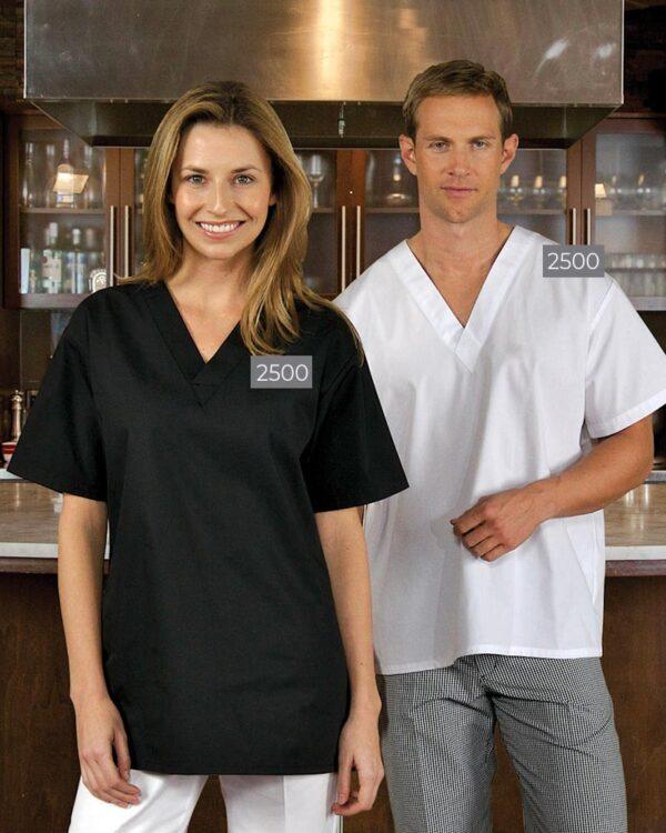 V-Neck Shirt 2500 | Premium Uniforms