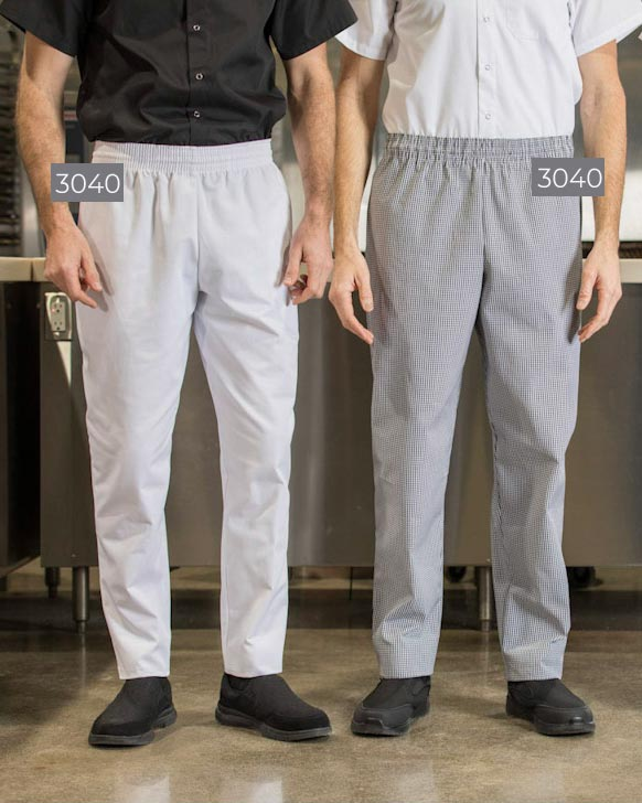Baggy Chef Pants 3040| Premium Uniforms