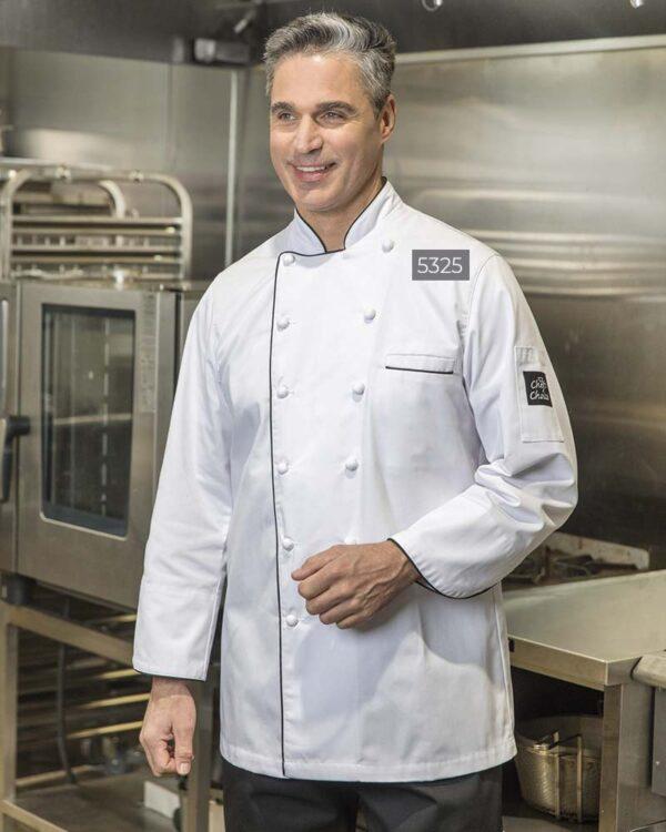 Master Chef Coat 5325   Premium Uniforms