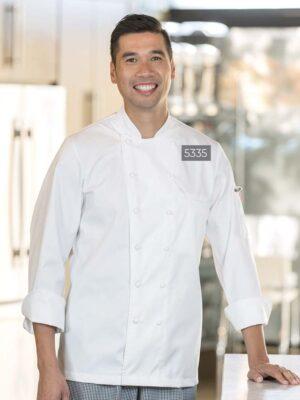 Naples Chef Coat 5335 | Premium Uniforms