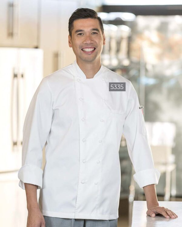 Naples Chef Coat 5335   Premium Uniforms