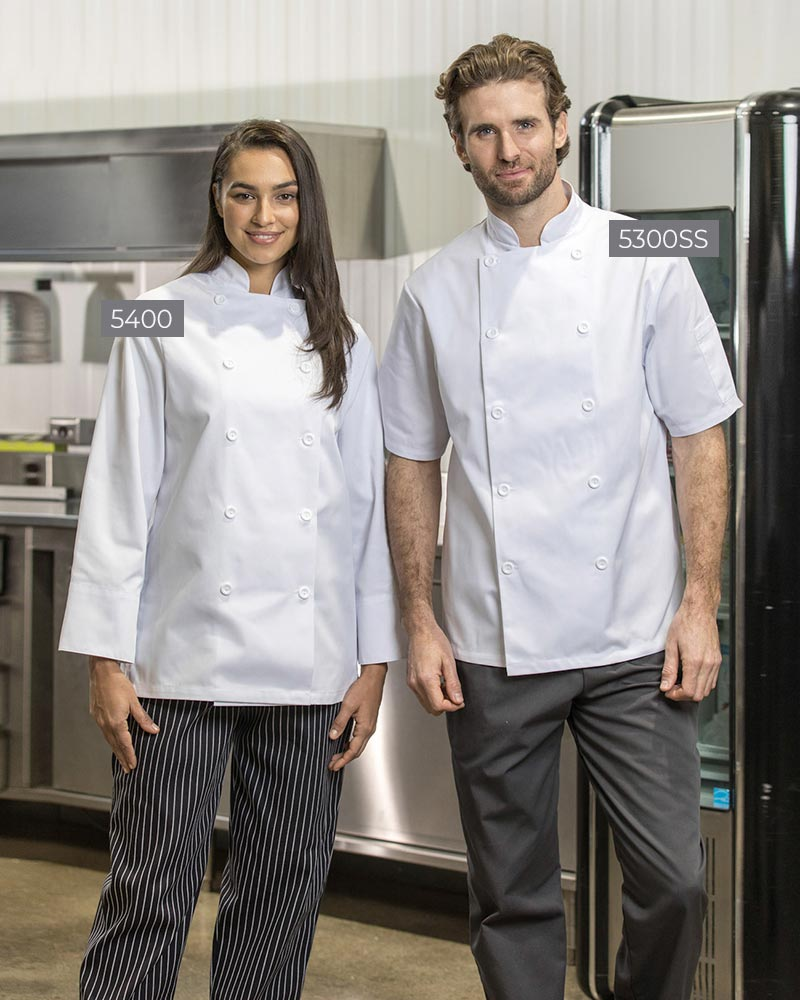 100% Cotton Chef Coats