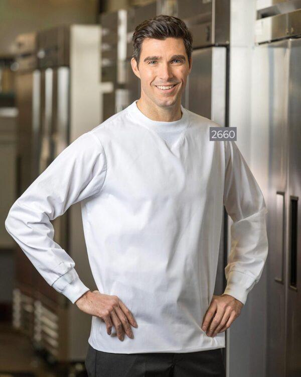 Crew-Neck Shirt 2660 | Premium Uniforms