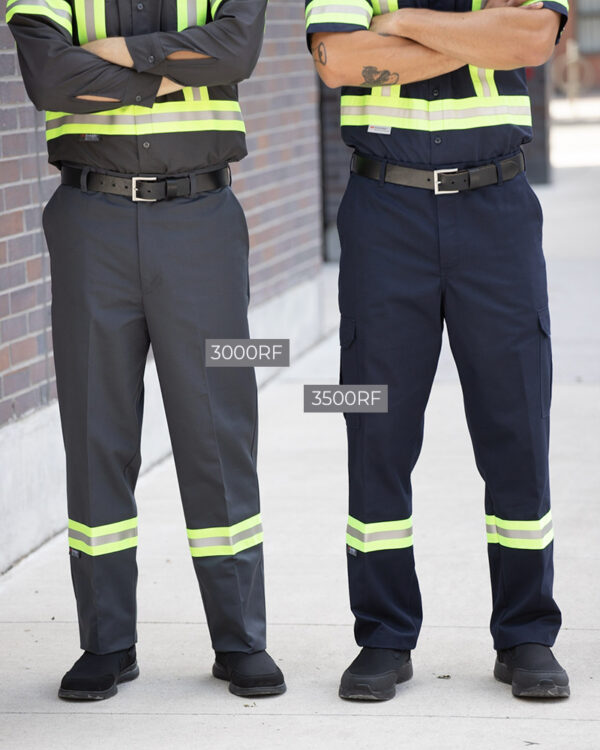 """Cargo Pants with 2"""" Reflective Tape"""