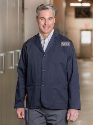 Poly/Cotton Twill Counter Coat 5190 | Premium Uniforms