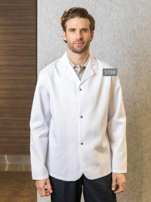 Spun Polyester Counter Coats 5198 | Premium Uniforms