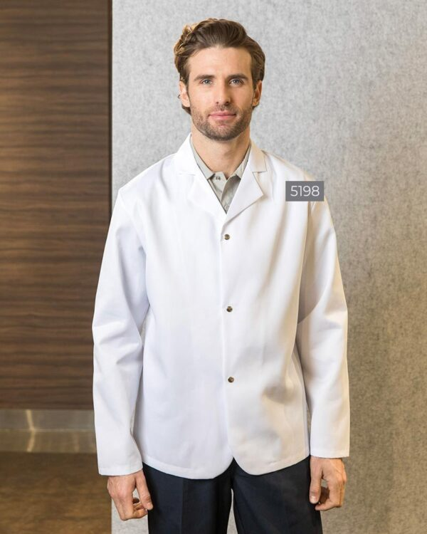 Spun Polyester Counter Coats 5198 | Premium Uniforms