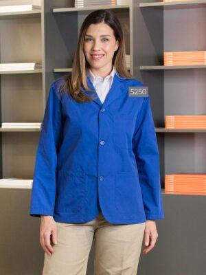 Poplin Counter Coat with Buttons 5250 | Premium Uniforms