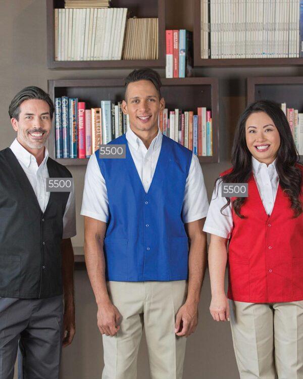 Work Vest 5500 | Premium Uniforms