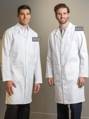 Cotton Men's Lab Coats 6102-6402 | Premium Uniforms