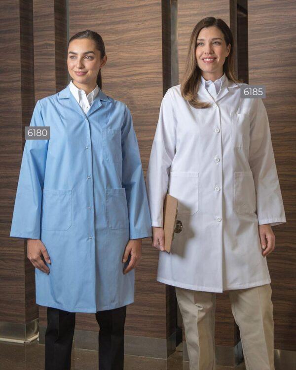 Ladies' Lab Coats 6180-6185 | Premium Uniforms