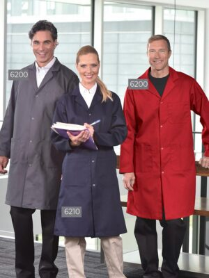 Poly/Cotton Long Coats 6200-6210-6200 | Premium Uniforms