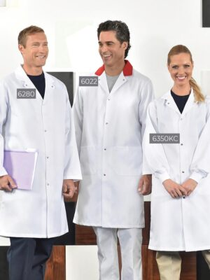 Food Industry Long Coats 6280-6022-6350 | Premium Uniforms