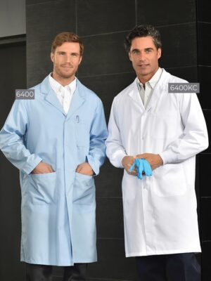 Three-Pocket Men's Lab Coats 6400-6400 | Premium Uniforms
