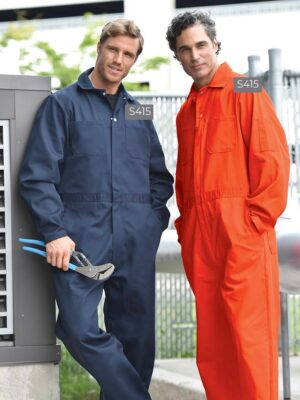 5Poly/Cotton Coveralls S415 | Premium Uniforms